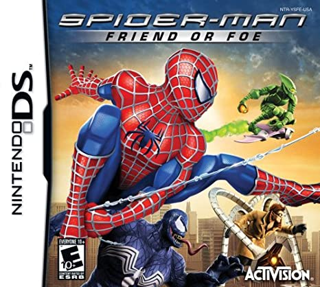 spider man friend or foe game free download for pc
