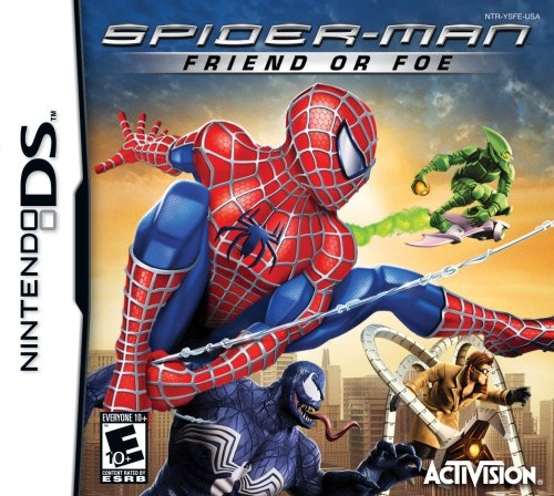 Spiderman: Friend or Foe - Nintendo DS