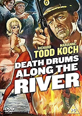 Amazon.com: Death Drums Along the River ( 1963 ) ( Sanders ) [ NON ...