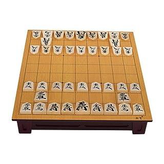Yzibei Shogi Ristabilisce i Modi antichi Scacchi di Scacchi con Il cassetto Complessivo Legno Reale di Alta qualità Giochi da Tavolo educativi Regalo Dare Pezzi di Gioco Scacchi Tradizionali retrò