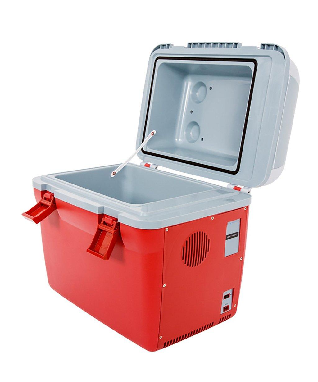 LIANJUN Camping 18L Kapazität Elektrische Kühlbox 12V DC Elektrisch Kühlbox Kühler Extrem Kühlbox Isotherm Haushalt / im Freien