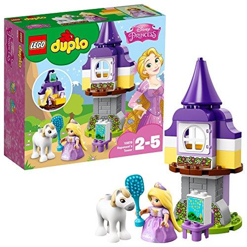 레고(LEGO) 듀푸로 라푼츠루 의 탑 10878