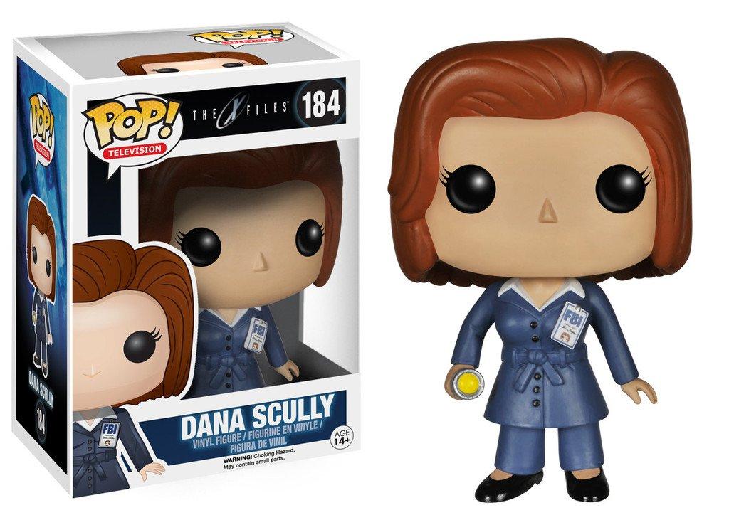 Funko POP TV: X-Files - Dana Scully Toy Figure