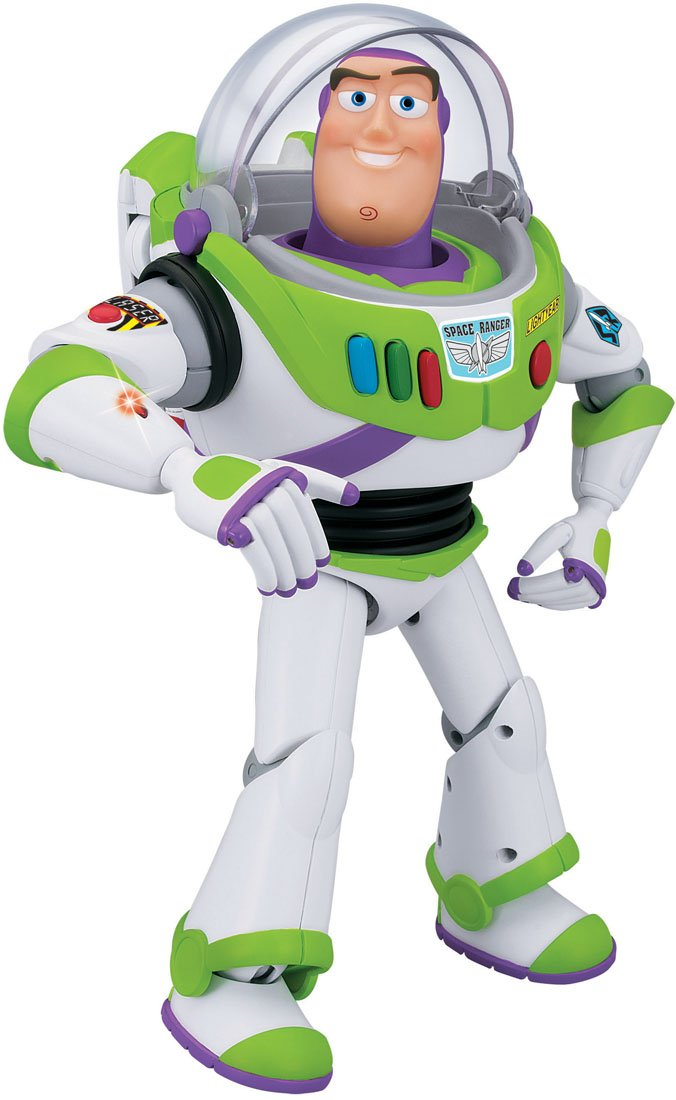 My Talking Action Figure Buzz Lightyear Toy Story (TakaraTomy) [JAPAN] (japan import)