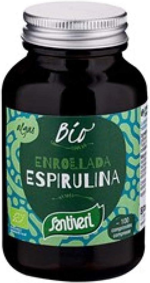 Santiveri Alga Espirulina Comprimidos - 200 g: Amazon.es ...