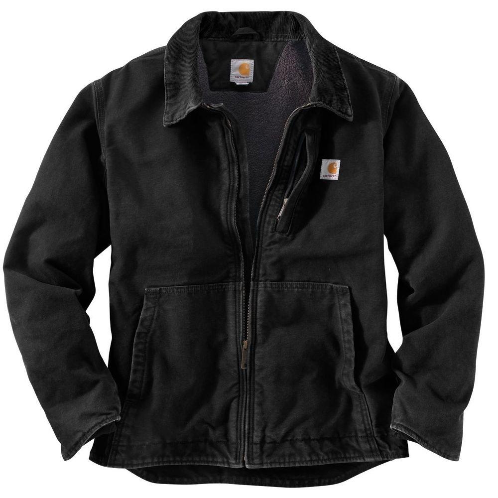 Carhartt Men's Full Swing Armstrong Jacket, Black, Medium by Carhartt (Image #1)