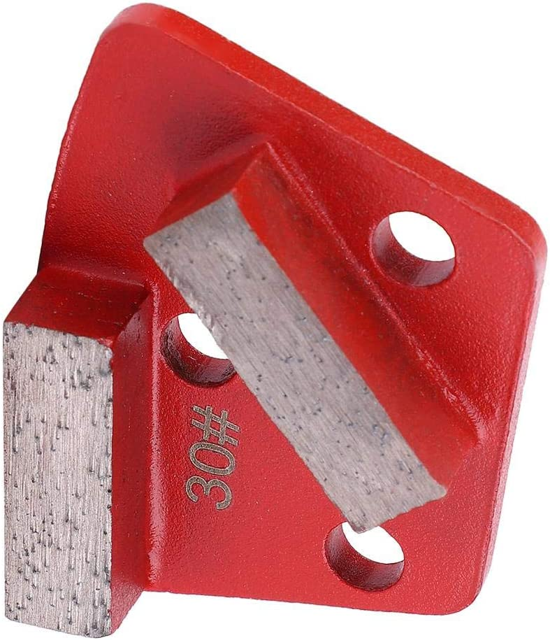 FINGLEE DT Grit16 Diamond Trapezoid Grinding Tools Hard Bond Concrete Paint Floor Aggreesive Cutting Extra
