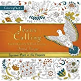 Jesus Calling Adult Coloring Book:  Creative Coloring and   Hand Lettering (Coloring Faith)