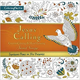 Amazon.com: Jesus Calling Adult Coloring Book: Creative Coloring ...