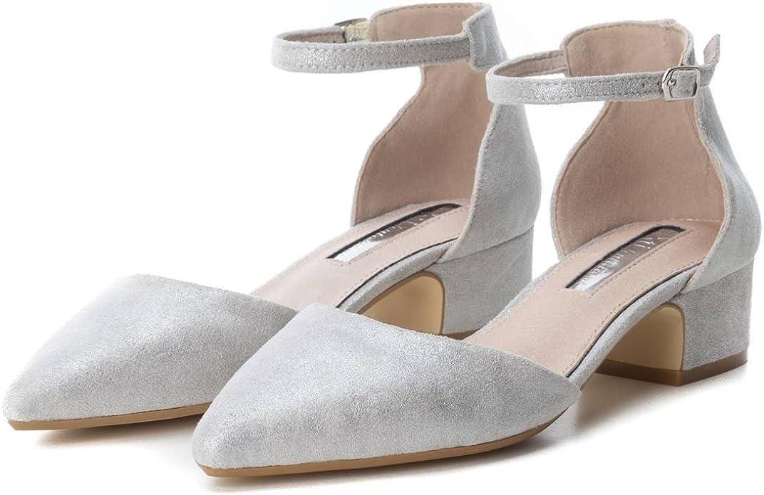 Zapato DE Mujer XTI TENTATIONS con Tacon DE 4 CM con Cierre