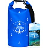 Outdoors MASTER Dry Bag - Floating Waterproof Bag for Boating, Sailing, Kayaking, Stand Up Paddle Boarding