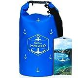 Outdoors MASTER Dry Bag - Floating Waterproof Bag for Boating, Sailing, Kayaking, Stand Up Paddleboarding
