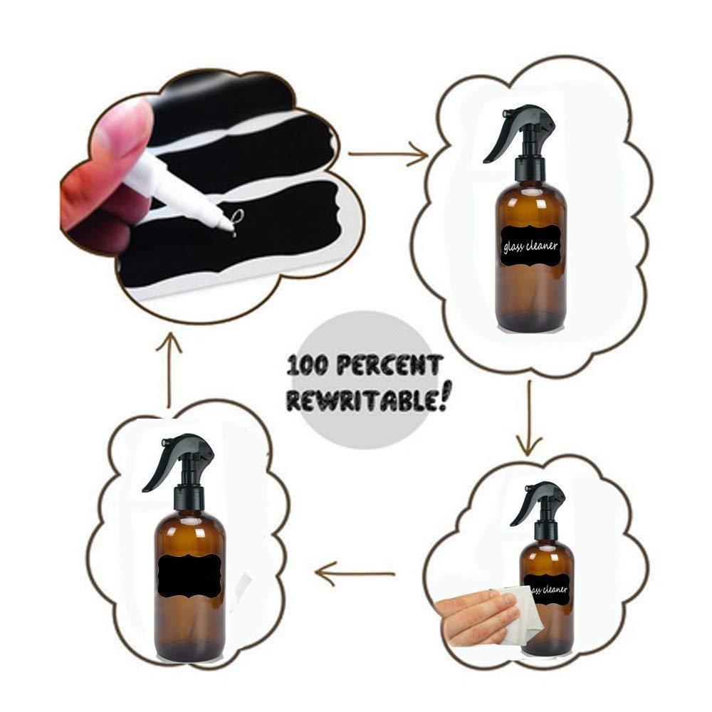 7aac5cb81bd9 Amazon.com : Hofumix Empty Spray Bottles 16oz Refillable Sprayer ...