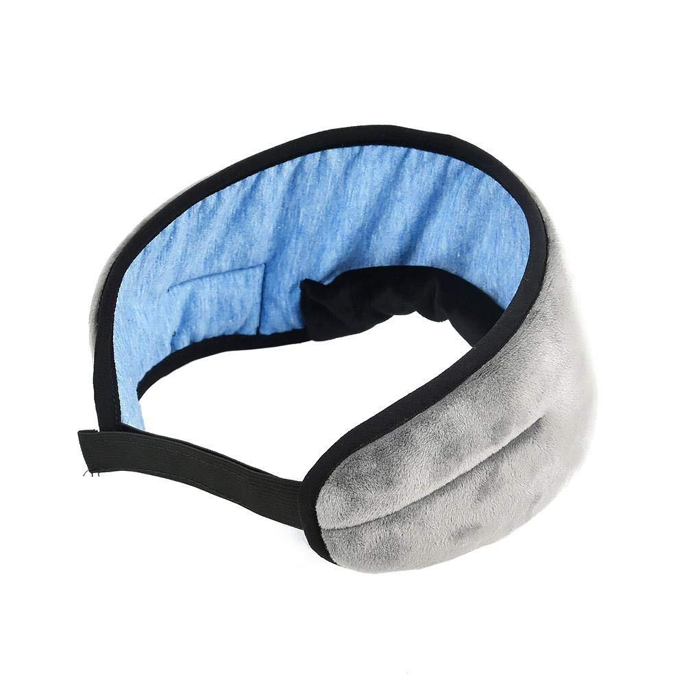 lā Vestmon Masque oculaire Bluetooth Intelligence sans Fil Sleeping Eye Mask Masque pour Les Yeux Occasionnel Sommeil ombrage /Écoutez de la Musique et r/épondez au t/él/éphone