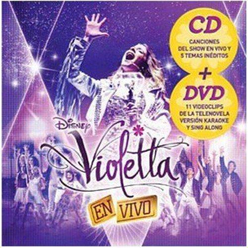 Violetta en Vivo: Violetta : Amazon.es: Música