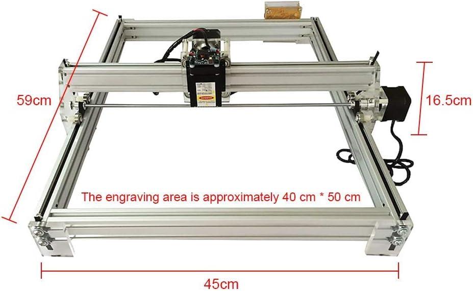 200MM 10000MW Machine de gravure laser TOPQSC Routeur CNC CNC Kits Graveur Laser Marquage Dimage de Logo Dimprimante de DIY 170