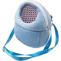 Goolsky Portable Small Pets Bag Hedgehog Hamster Breathable Carrying Bag Animal Outdoor Bags Handbags Travel Backpack