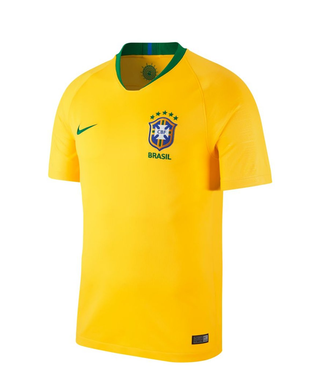 Nike Herren Brasil Cbf Stadium Home Trikot