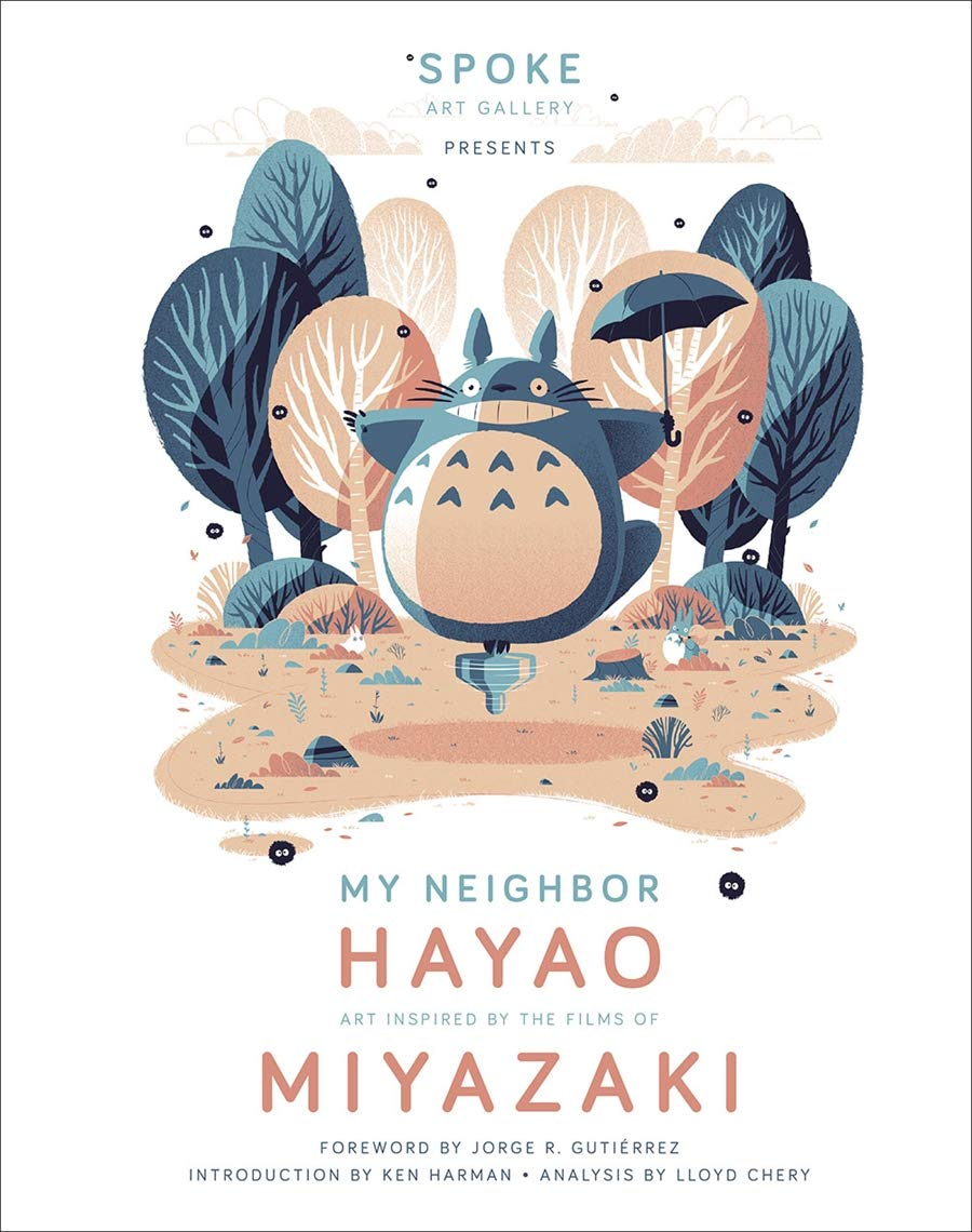 Amazon Opens Pre-Orders For My Neighbor Hayao: Art Inspired by the Films of Miyazaki