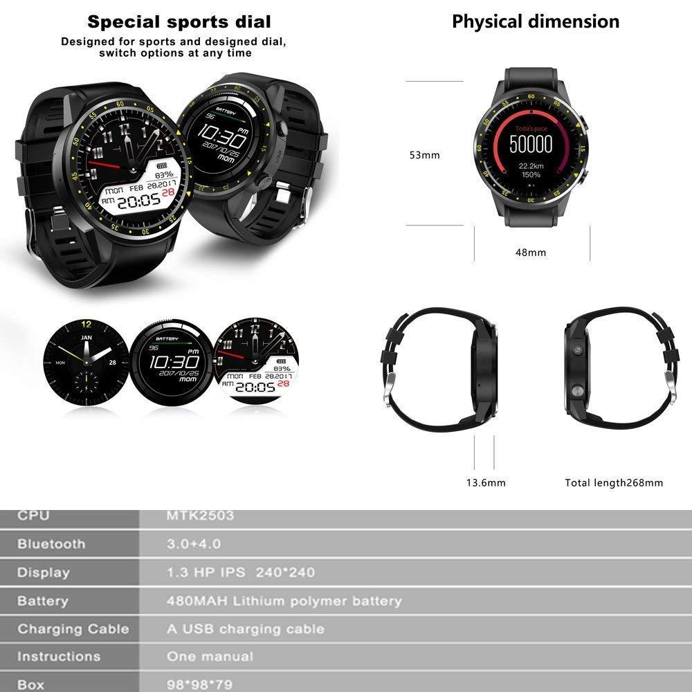SHENGY Seguimiento de la Salud Smart Watch 1.3