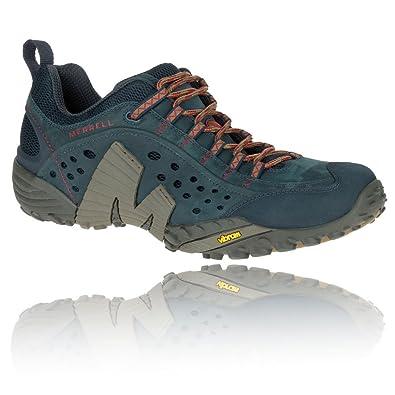 d46cee56 Merrell Men's Intercept Low Rise Hiking Shoes: Amazon.co.uk: Shoes ...