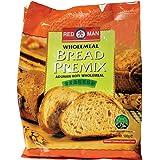 RedMan Wholemeal Bread Premix, 500G