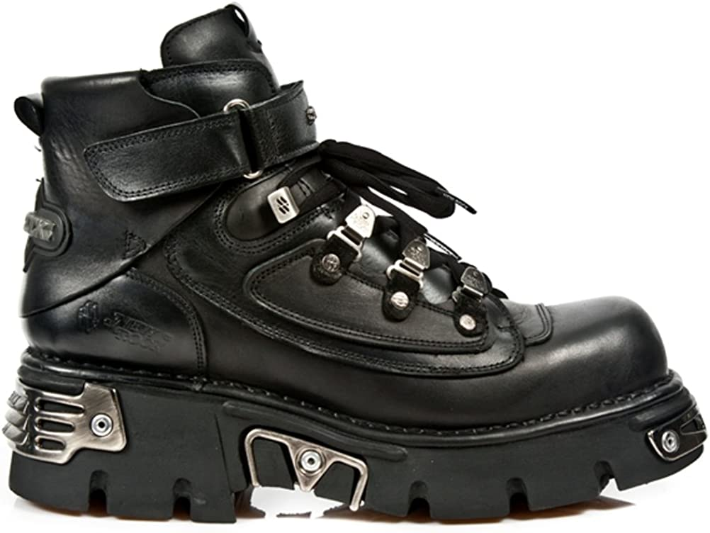 New Rock Newrock Boots Style M.654 S1