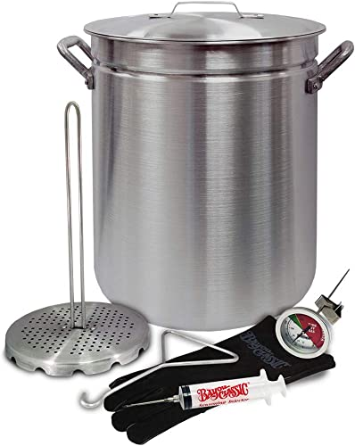 Bayou Classic 4225 42Qt Alum Turkey Fryer, Units