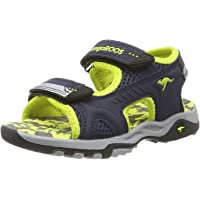 KangaROOS Unisex Kids' Sinclair II Open Toe Sandals