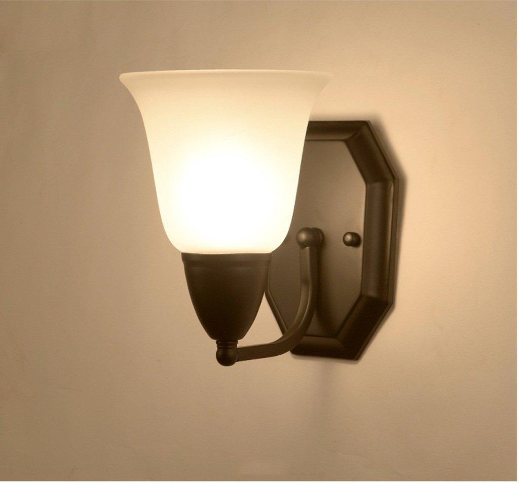 L&Y rustico lampada da parete lampada da parete lampada da parete lampada da parete lampada da parete del ristorante della lampada da parete navata laterale del corridoio americano camera da letto minimalista lampada da parete lampada da parete lato del l