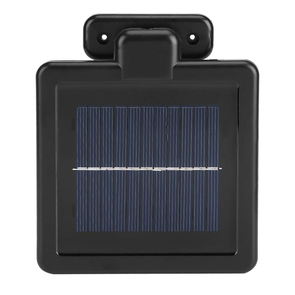 Zunate Solar-Strahler,Doppelkopf Lampe Solar Power Bewegungsmelder Bewegungssensor Outdoor Wandleuchte Gartenleuchte mit 22 LED,umweltfreundlich und wirtschaftlich,geringer Stromverbrauch