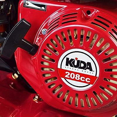 Motoazada KD750B, 7CV, 212cc + Kit: Amazon.es: Jardín