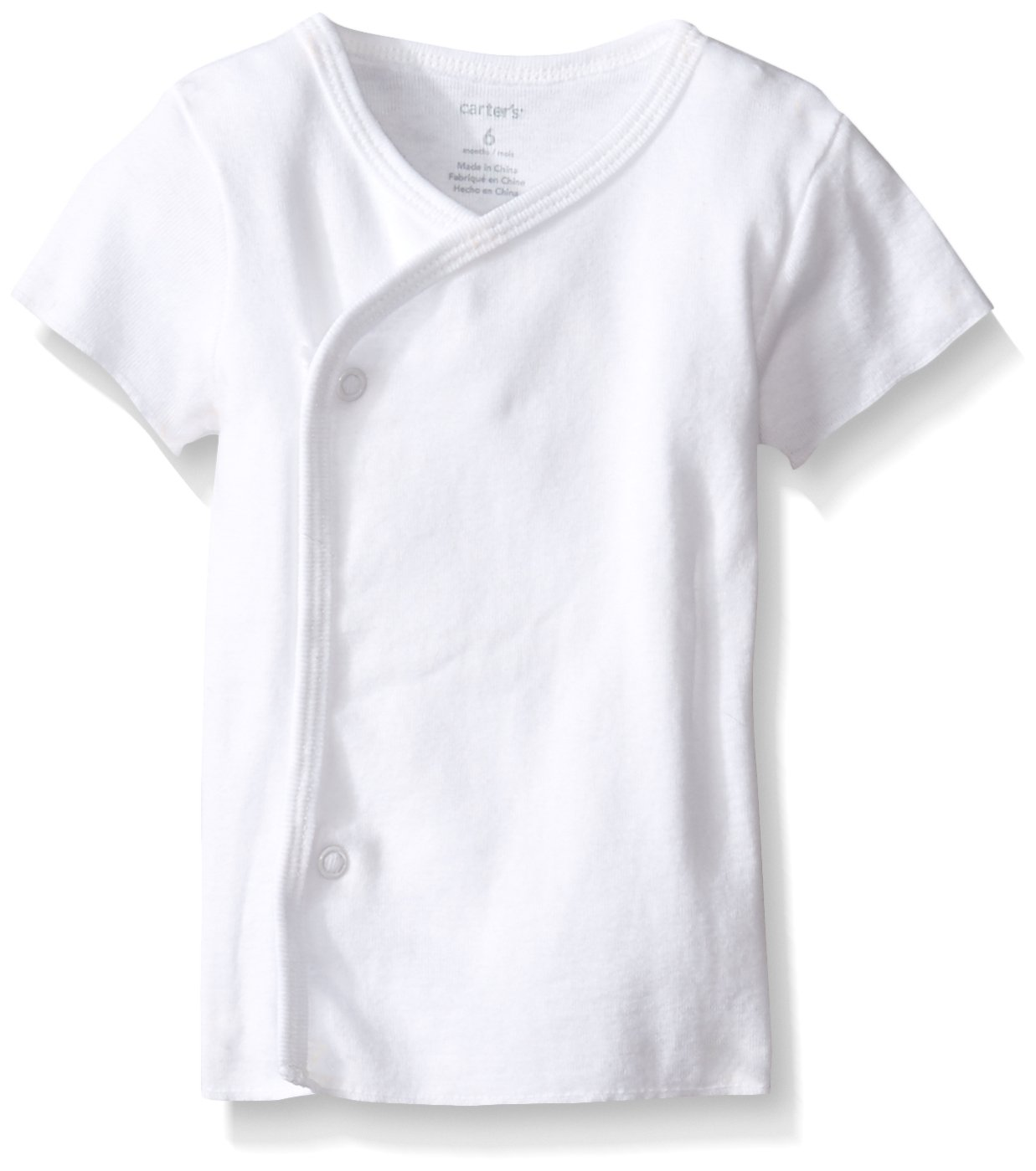 Carter's Baby White Multi-Pk Bodysuits 126g389 Carters
