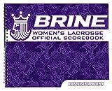 Brine Women's Lacrosse Scorebook (Purple)