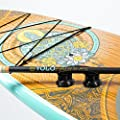 Paddle Buddy - Paddle Holder For Fiberglass and Epoxy Stand Up Paddle Boards and Kayaks