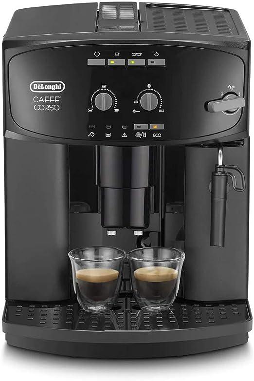Amazon.com: ESAM 2600 Caffee Corso schwarz kaffeevollautomat ...