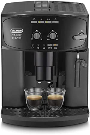 Cafetera Compacta Automática DeLonghi