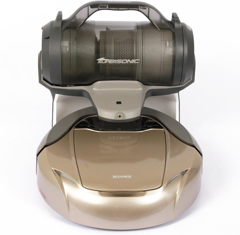 Robot aspirador Ecovacs Filtro HEPA - Deebot D77: Amazon.es: Hogar