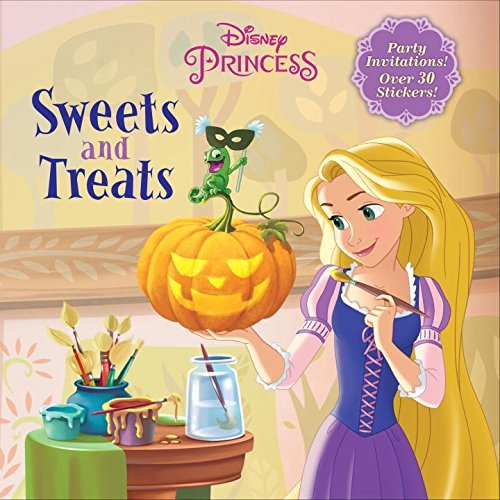 Easy Halloween Costumes Ideas For Teenage Girls (Sweets and Treats (Disney Princess) (Pictureback(R)))