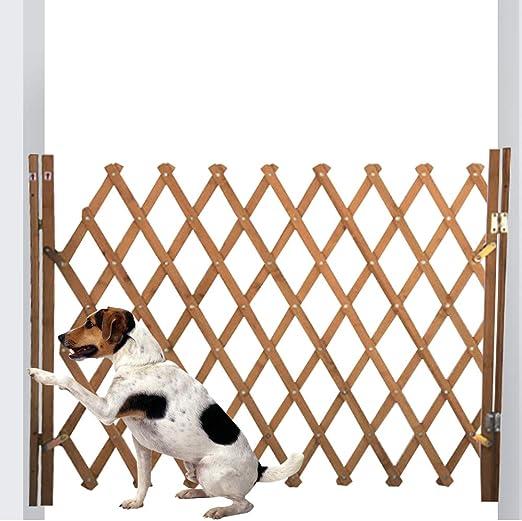 LaCyan Barrera de Seguridad para Puerta de Perro Puerta Divisoria (XL): Amazon.es: Productos para mascotas