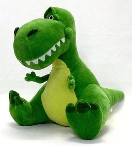 Amazon Com Kohls Cares For Kids Disney Toy Story Rex Plush Dinosaur
