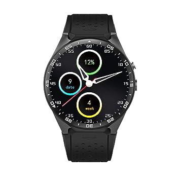 Kingwear KW88 Smartwatch 3G Téléphone 1,39