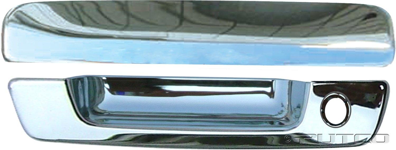Putco 401020 Chrome Trim Tailgate and Rear Handle Cover