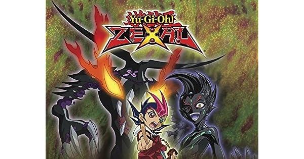 Amazon.com: Yu-Gi-Oh! Zexal: Eli Jay, Marc Thompson, Sean ...