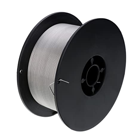 1 kg alambre de soldadura Acero Inoxidable 0,8 mm sudor alambre relleno alambre sudor accesorios: Amazon.es: Bricolaje y herramientas