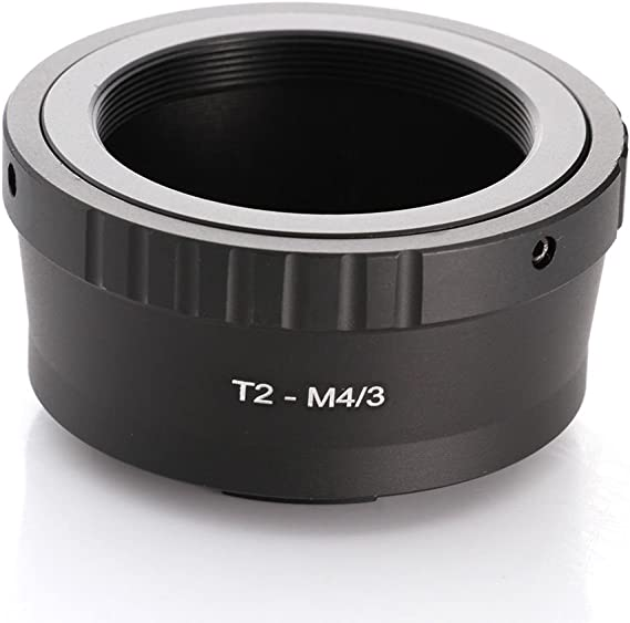 Olympus Pen F mount lens to Olympus Panasonic Micro 4//3 M43 Adapter E-P5 GF6 G6