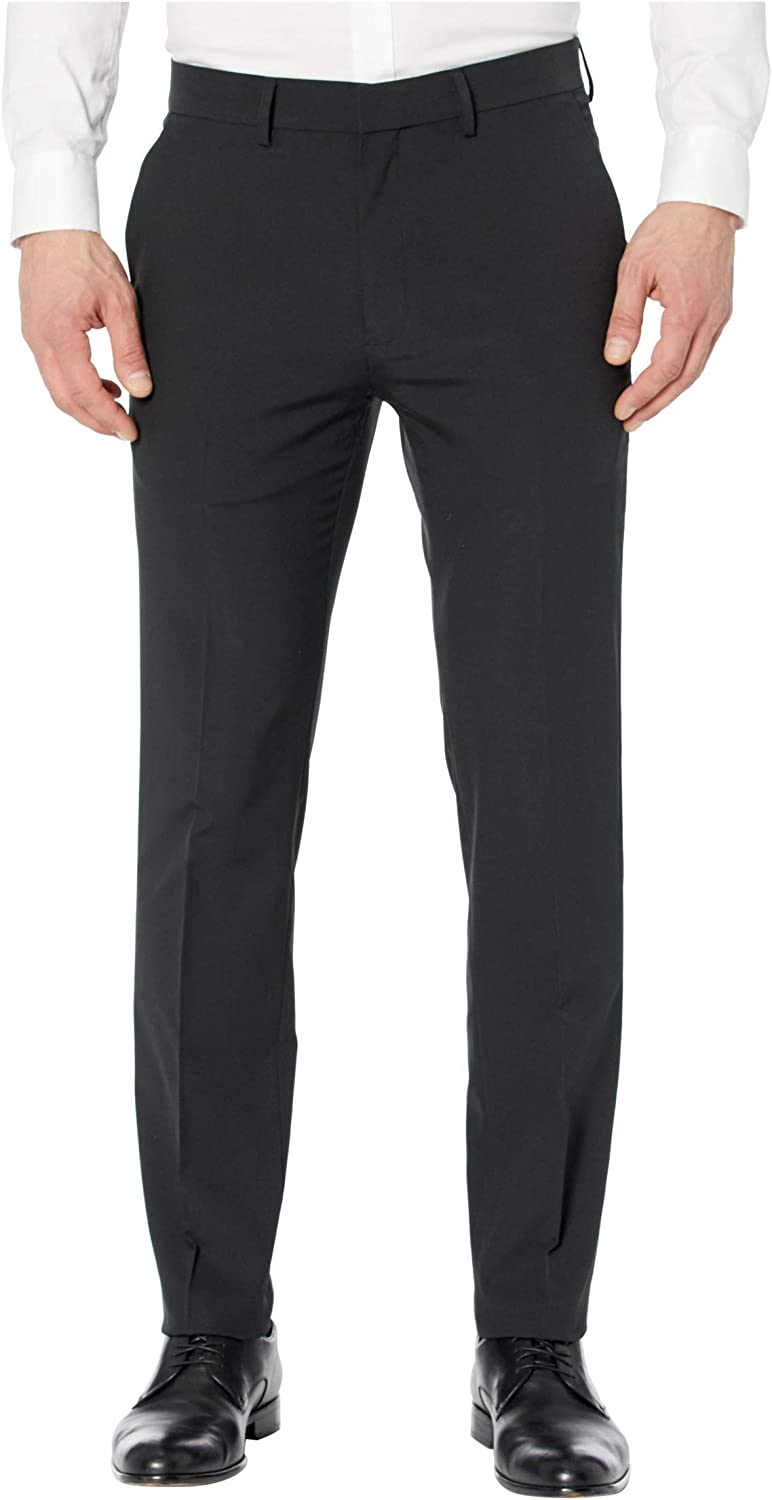 shopping Kenneth Cole REACTION Indianapolis Mall Men's Technicole Weave Stretch Plain Slim