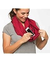 SHOLDIT Women's Infinity Clutch Wrap Scarf (Marron Loon)