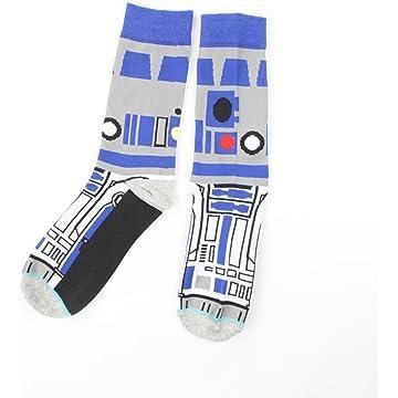 Men Casual Geometric Cartoon Pattern Cotton Long Socks Outdoor Sporting Casual Socks