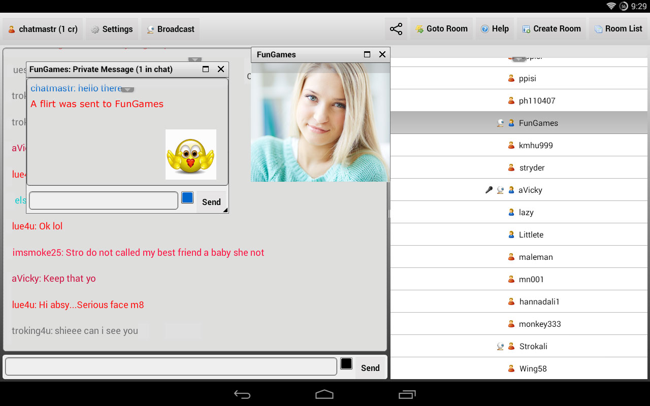 yapchat for android